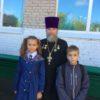 Наши прихожане Маша и Ваня Егорцевы