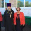 Прот. Иоанн и директор школы Агеева Ю.В.
